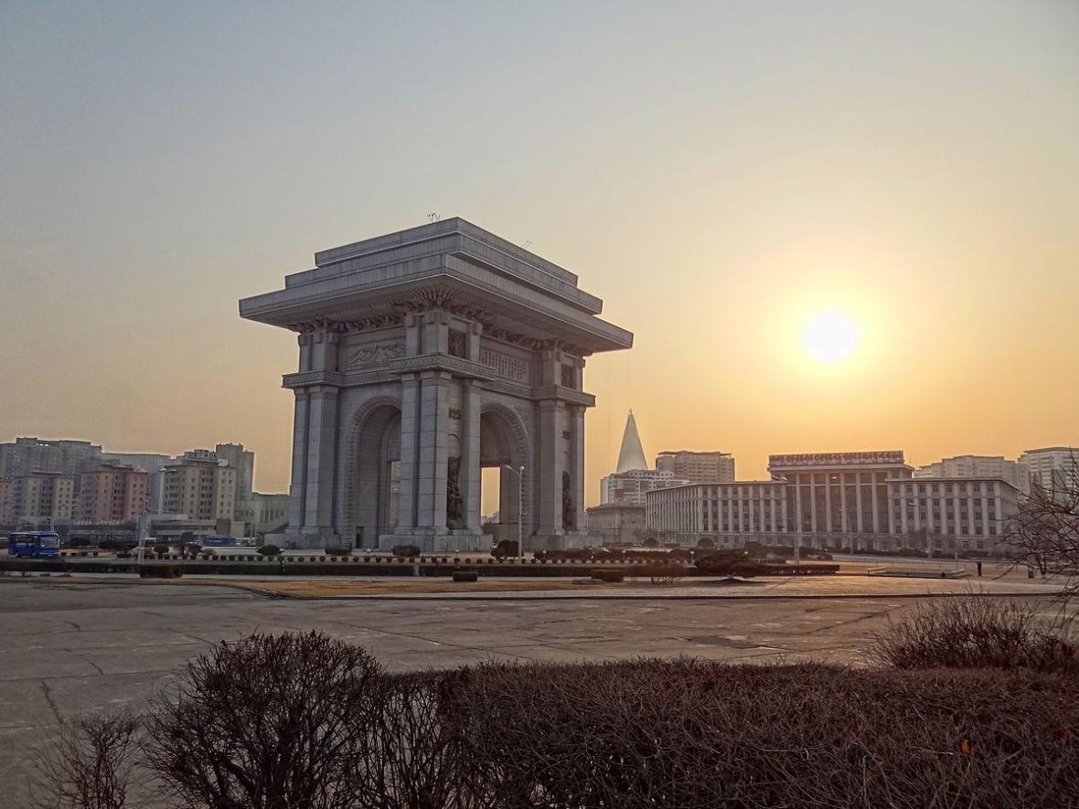 آشنایی با پیونگ یانگ پایتخت کره شمالی