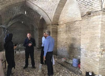 اجرای هم زمان 5 طرح مرمتی در مسجد امام اصفهان