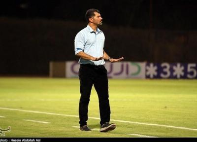 اهواز، یزدی: می خواهیم اولین بردمان را کسب کنیم، فریب صندلی سپیدرود در جدول را نمی خوریم