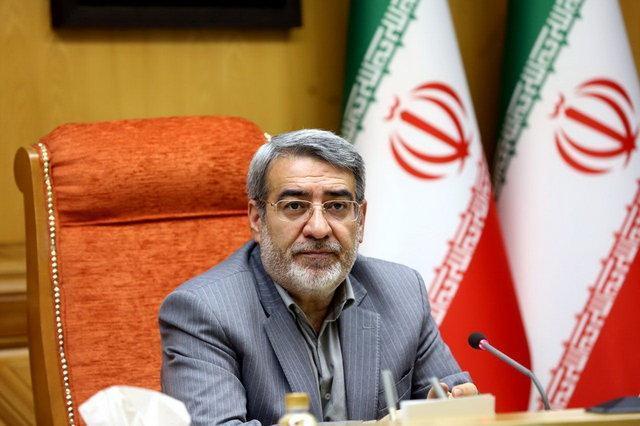 وزیر کشور به کرمانشاه سفر می نماید