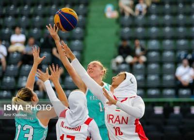 ناهید اسدی: برتری فیزیکی بسکتبالیست های چینی بر ما چربید