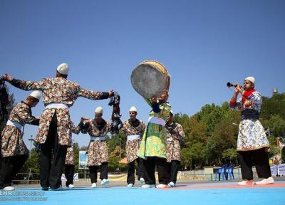 برگزاری جشنواره بازی های بومی در نمایشگاه هفته های فرهنگی خراسان