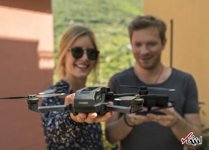 ماجراجویی در عکاسی به سبک تکنولوژی ، پرواز و تصویربرداری همزمان با بالاترین کیفیت