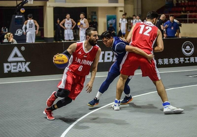 صعود تیم بسکتبال دانشجویان ایران به جمع 8 تیم برتر دنیا