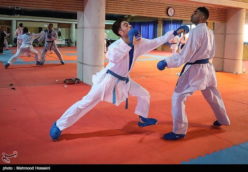 دعوت از 8 کاراته کا به مرحله اول اردوی تیم ملی