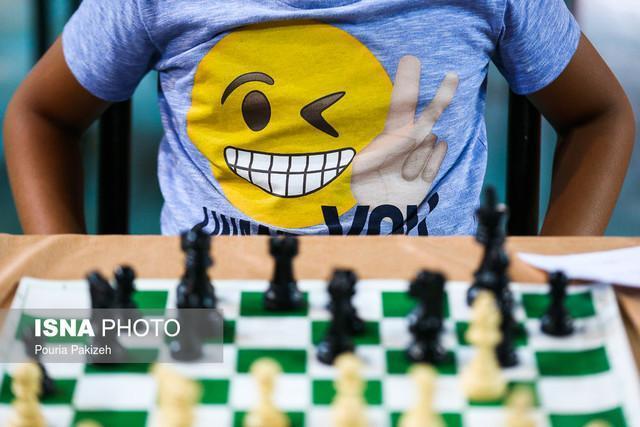 انتها روز دوم شطرنج سریع دنیا، ششمی خادم الشریعه و هجدهمی فیروزجا