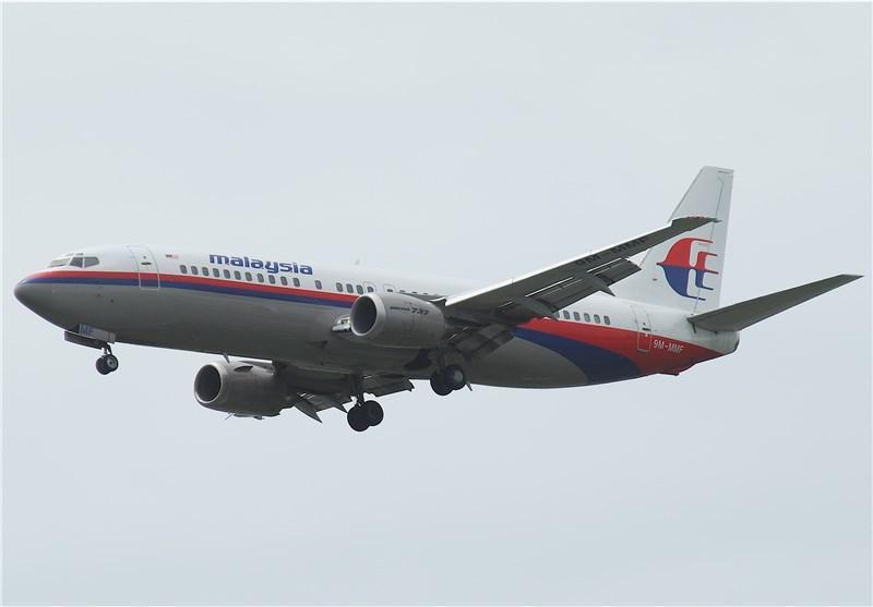هیچ اثری از هواپیمای مسافربری مالزی پیدا نشده است