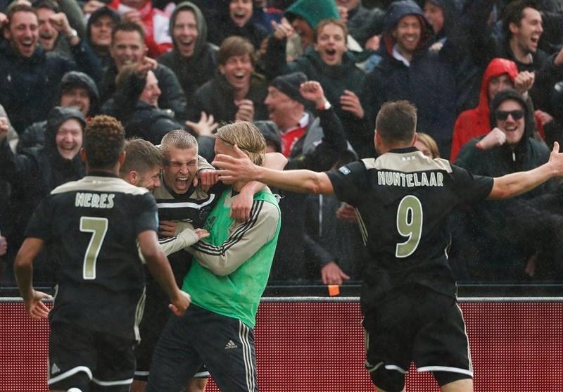 آژاکس و بروژ راهی مرحله گروهی لیگ قهرمانان اروپا شدند