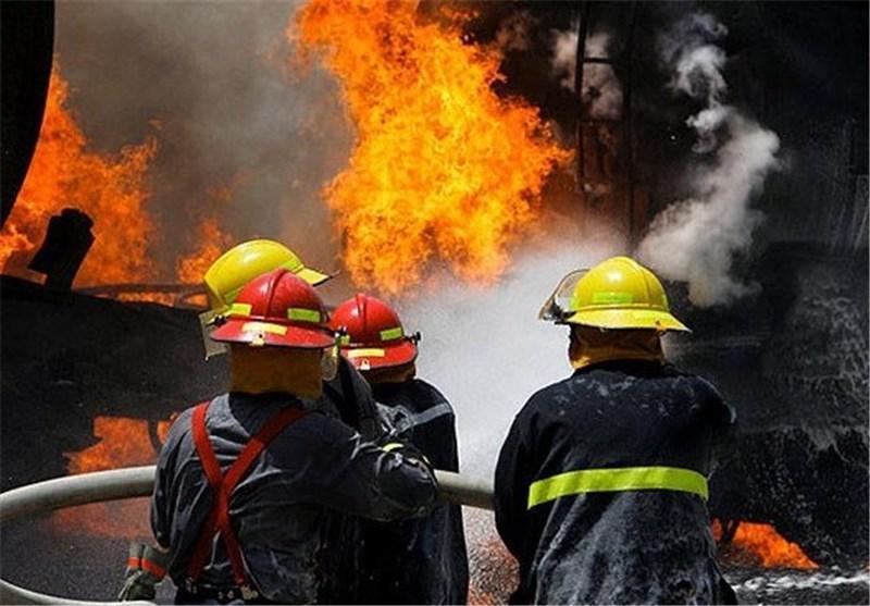 دستگیری 3 نفر در ارتباط با آتش سوزی کارخانه فراوری کفش در چین