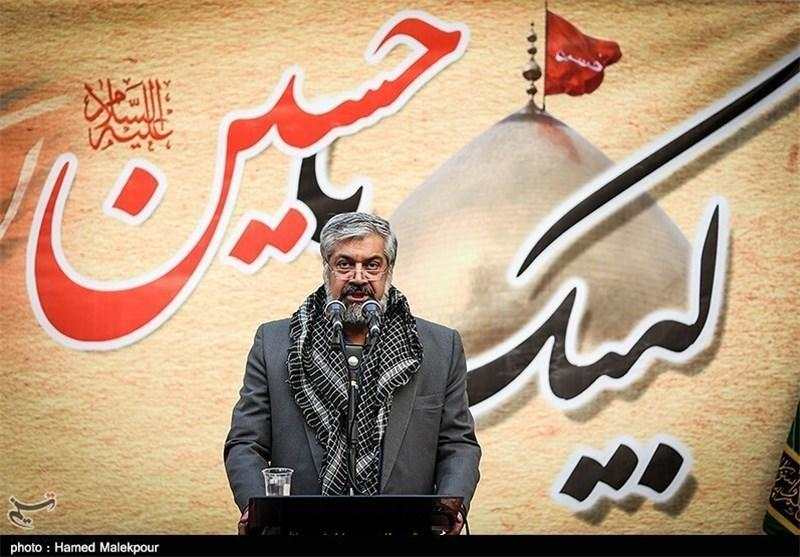سرمدی: نگاه تهران به روابط با پکن بلند مدت و راهبردی است