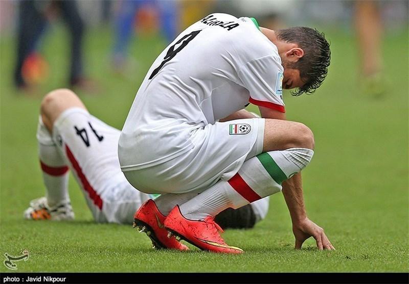 مصدومیت، فرصت حضور جهانبخش در بازی با عمان را هم می گیرد؟