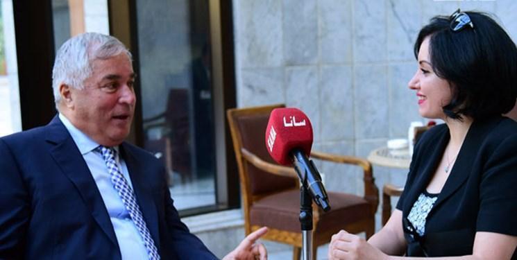 سفر سفیر تاجیکستان در کویت به سوریه