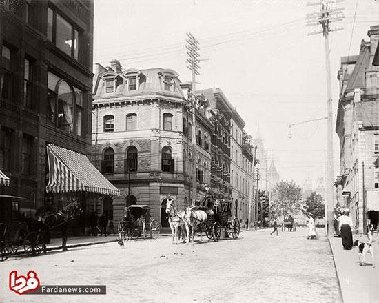 زندگی قرن نوزدهمی در پایتخت کانادا