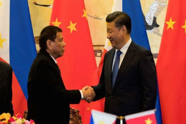 مناقشات دریایی، محور دیدار شی جینپینگ با رهبران ویتنام و فیلیپین