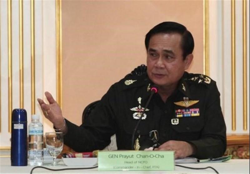 پادشاه تایلند رهبر نظامیان را به عنوان نخست وزیر جدید تایید کرد