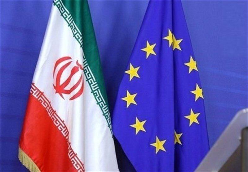 واکنش اتحادیه اروپا به راه اندازی سانتریفیوژهای IR6