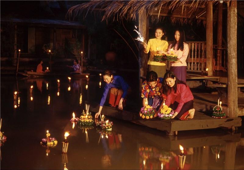 جشنواره لوی کراتونگ در تایلند