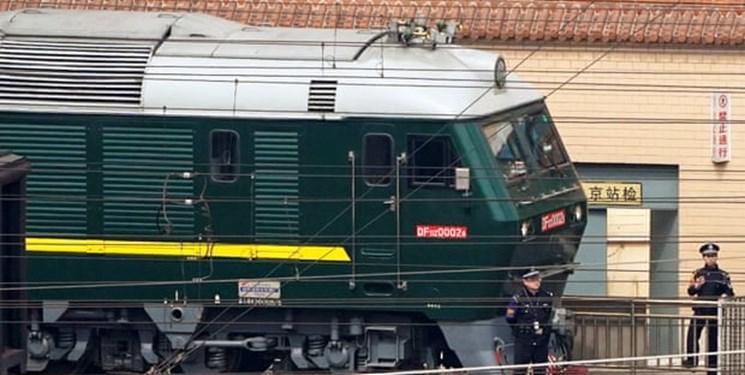 احتمال حضور کیم جونگ اون در قطار ویژه راهی چین