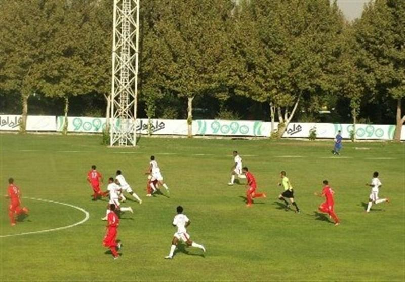 پیروزی دوباره تیم فوتبال نوجوانان مقابل عمان در دیداری تدارکاتی