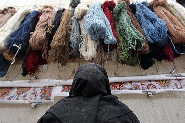 بازاریابی حلقه مفقوده صنعت فرش، دست دلالان کوتاه می شود