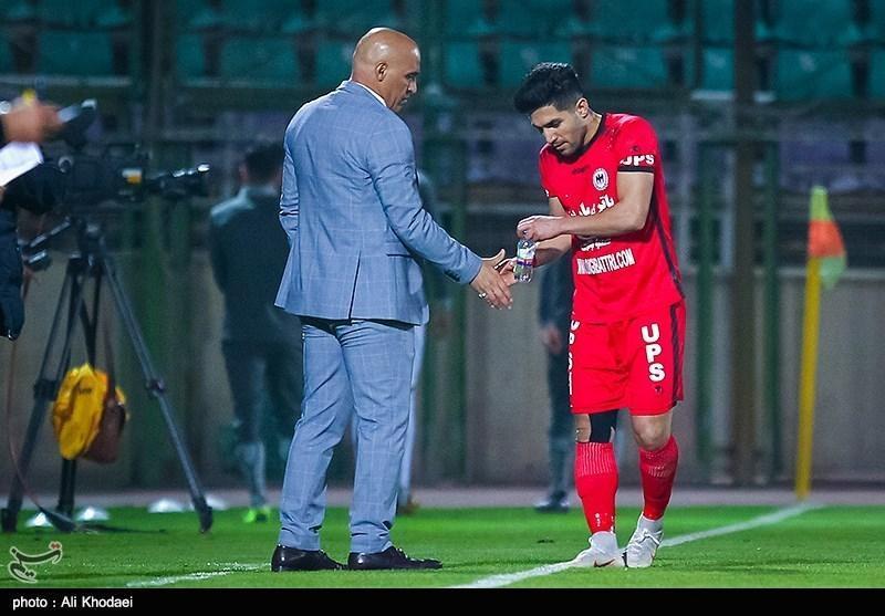 کربکندی: به بازیکنان گفتم نباید بردِ شاهین آمال و آرزوی ما باشد، تا زمانی که به بهبود شرایط امیدواریم از منصوریان حمایت می کنیم
