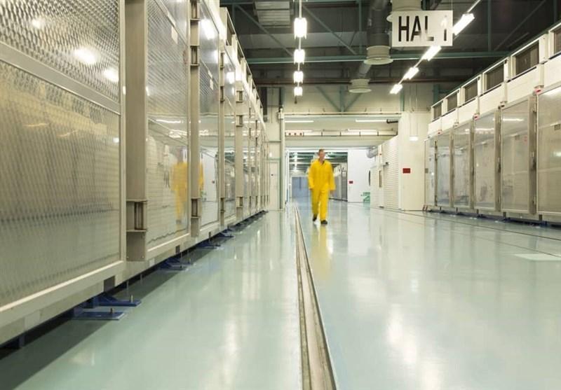 گزارش جدید سازمان انرژی هسته ای از آمادگی فردو برای شروع گازدهی به سانتریفیوژها