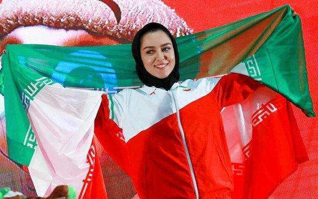 سریع ترین بانوی دونده ایران لژیونر شد