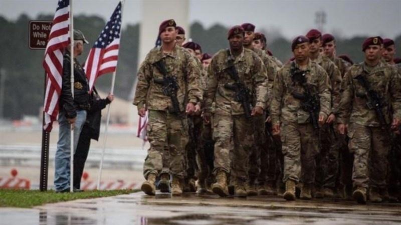 بازگشت بیش از 150 تفنگدار دریایی آمریکا از افغانستان
