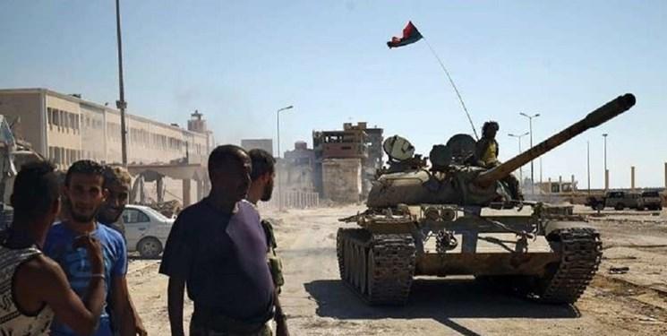 دولت وفاق ملی لیبی، روسیه را به جنگ افروزی در این کشور متهم کرد