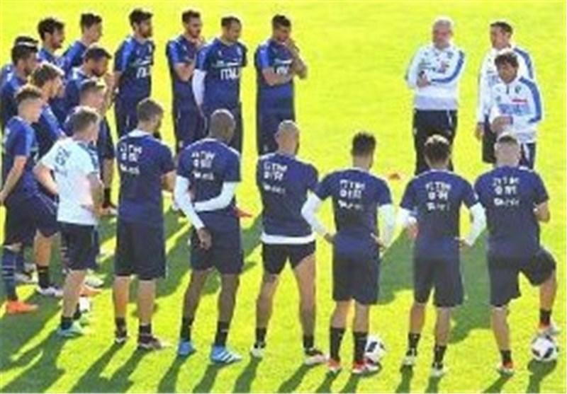 ایتالیا با 6 گل به پیروزی رسید