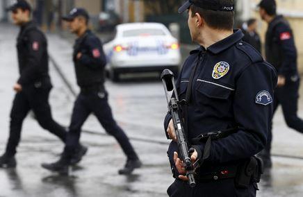 بازداشت 16 نفر در ترکیه به اتهامات امنیتی