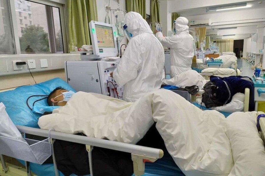 چند نفر از مبتلایان به ویروس کورونای جدید در چین درمان شدند؟