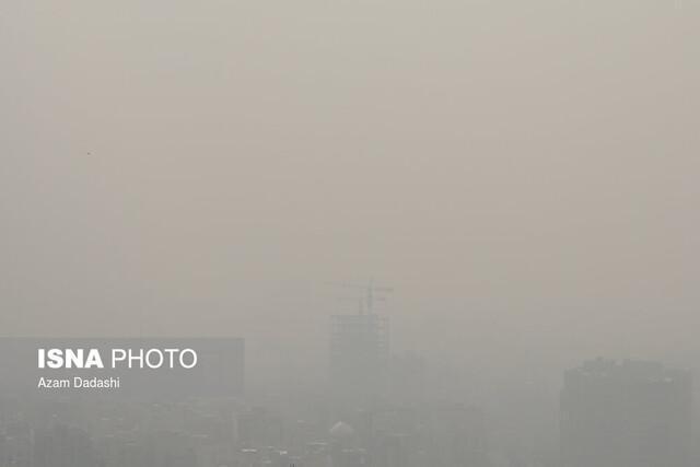 چرا هوای تهران پس است؟