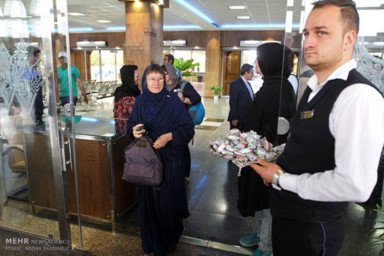 تدوین دستور العمل ورود گردشگران به ایران