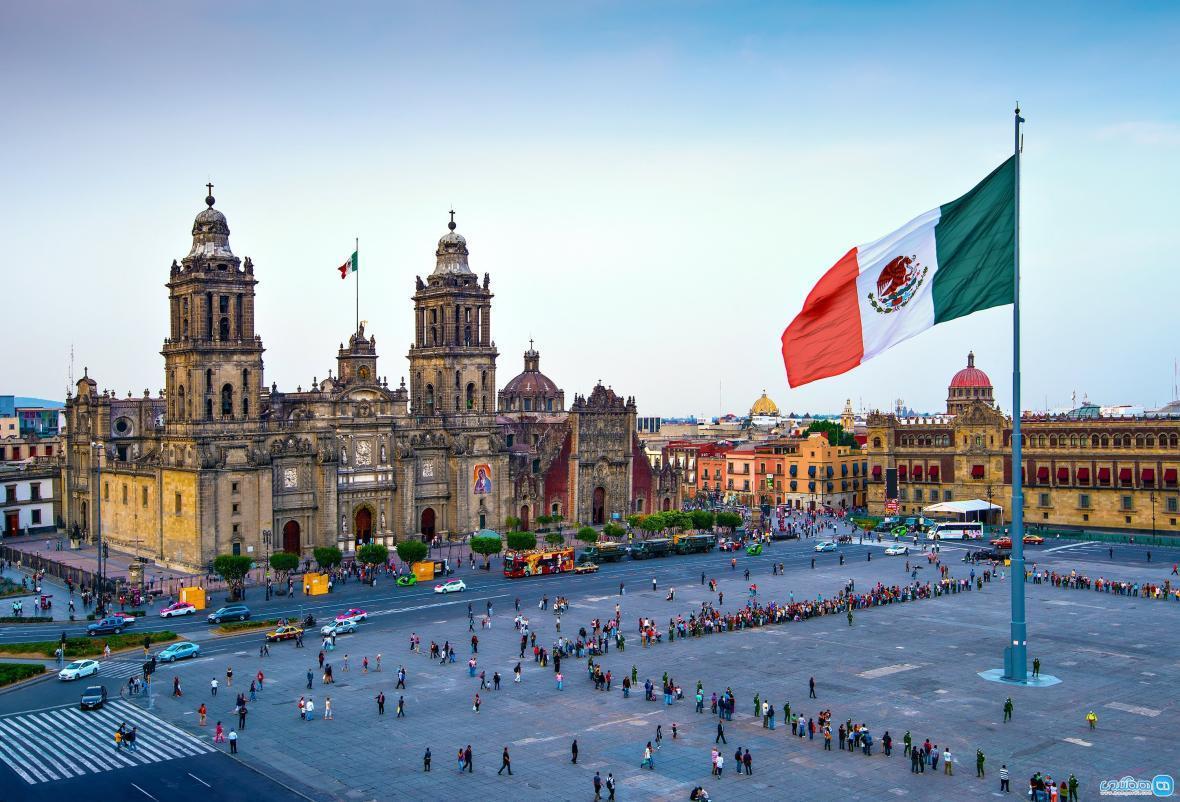راهنمای سفر به مکزیک و نکاتی که باید بدانید