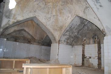 حمام تاریخی محمدیان نمین مرمت و بازسازی شد