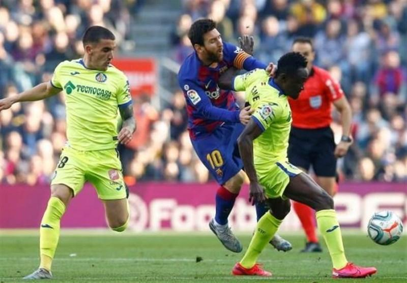 رکوردشکنی اروپایی ختافه در شب شکست مقابل بارسلونا