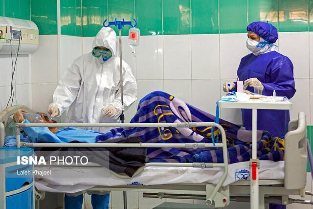 انتقال یک نفر از بیماران کرونایی استان کرمان به بخش ICU
