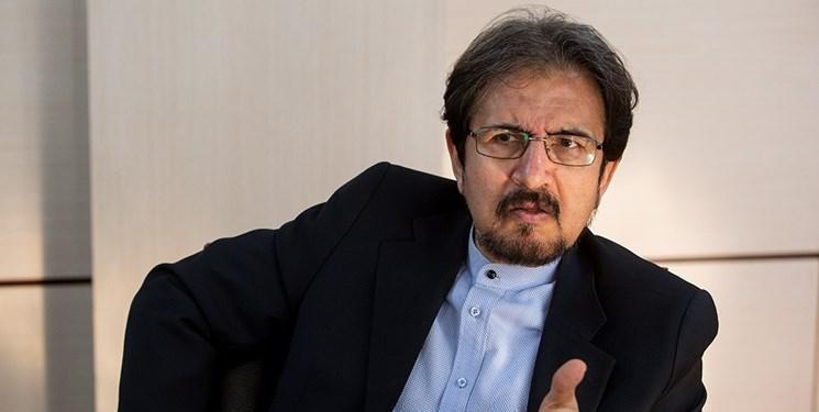 قاسمی خطاب به آنهایی که با فشارهای آمریکا علیه ایران همراه شده اند؛ شرمسار تاریخ نشویم