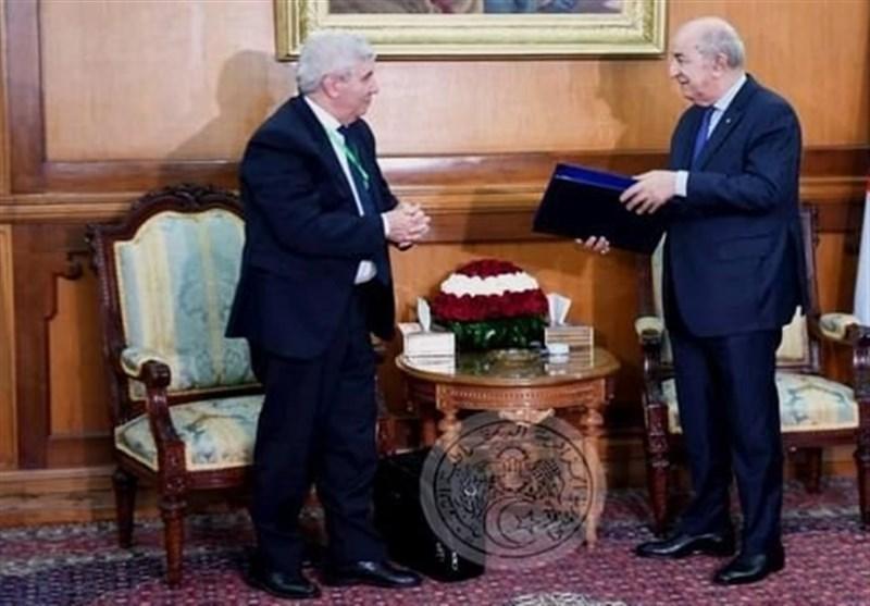 ارائه پیش نویس قانون اساسی جدید الجزایر به تبون