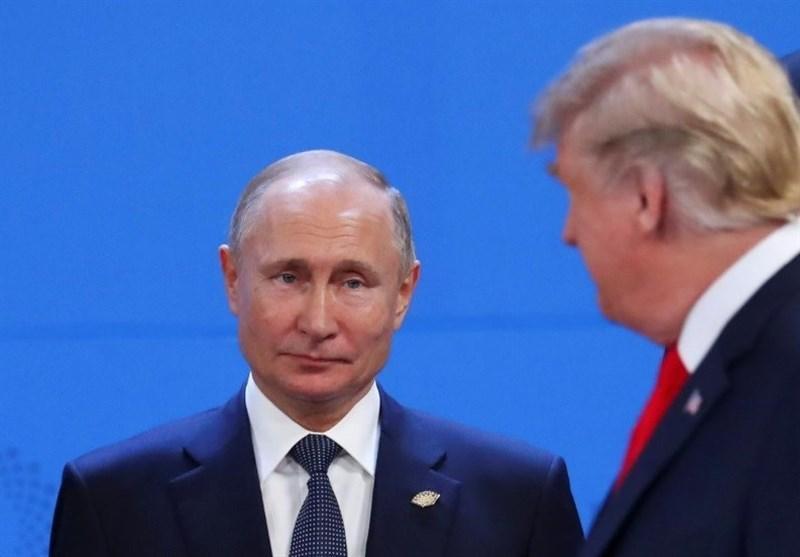 تکذیب ادعای ترامپ درباره درخواست پوتین برای لغو تحریم ها