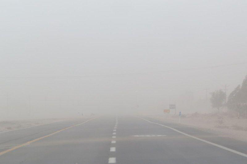 خبرنگاران توفان با سرعت 90 کیلومتر شهرستان جوین را درنوردید