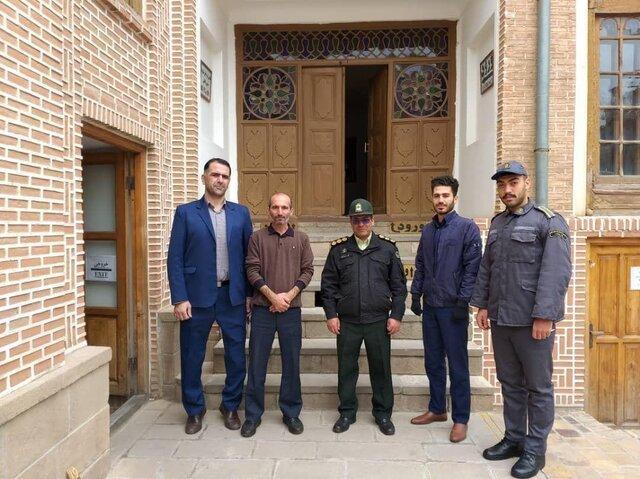 انجام بیش از 120 بازدید نظارتی از اماکن تاریخی و موزه های آذربایجان شرقی