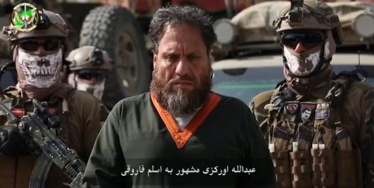 رهبر شاخه خراسان داعش در افغانستان بازداشت شد