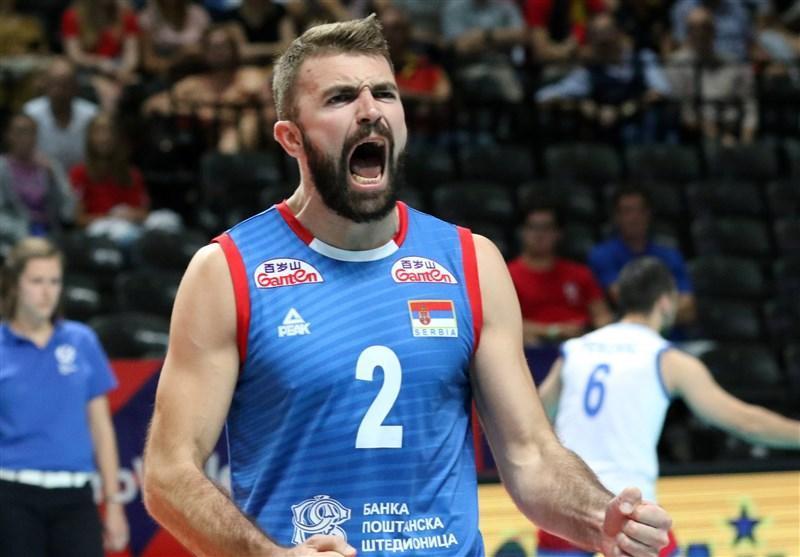 ستاره والیبال صربستان در راه چین