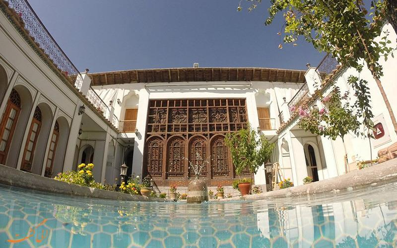 معرفی بهترین اقامتگاه های سنتی اصفهان