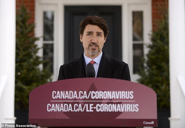 انتقاد کانادا از ایالات متحده برای ممنوعیت صادرات ماسک