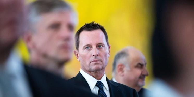 قانونگذار آلمانی سفیر آمریکا را نیروی خصم خواند