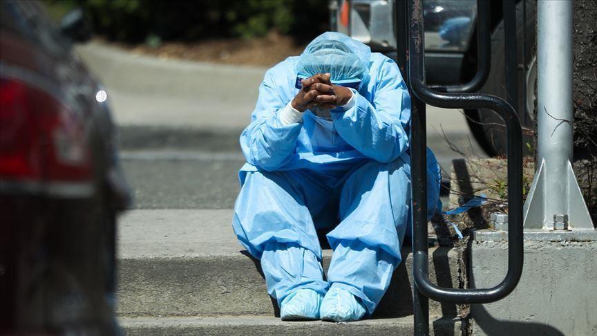 آخرین آمار جهانی کرونا ، آمریکا با 1.3 میلیون مبتلا و 77000 کشته در صدر