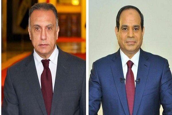 السیسی: در اولین فرصت به بغداد سفر خواهم کرد